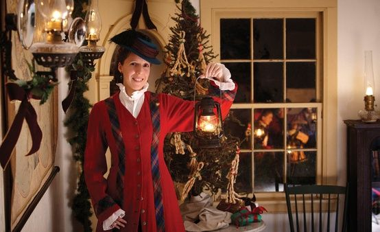 Experience a New England holiday tradition and step back in time to Christmas Eve, 1876 at Mystic Seaport's Lantern Light Tours. 2012 Tour Dates: December 1, 7-8, 14-16, 21-23 and 26-27 (Tip: book early, tickets sell out quickly!)