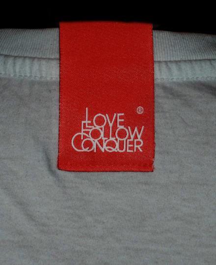 Exactly - Exactly Accrington Stanley - Love Follow Conquer