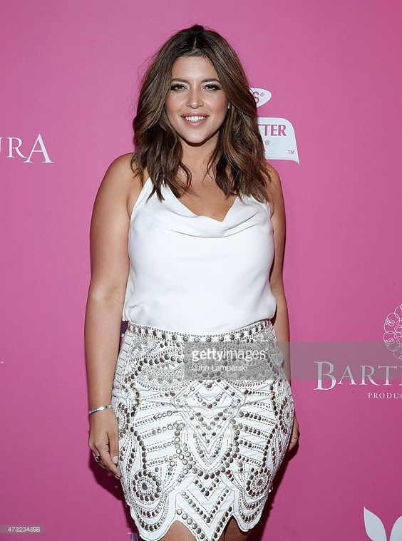 Denise Bidot attends OK! Magazine's So Sexy NYC event at HAUS Nightclub on May 13, 2015 in New York City.