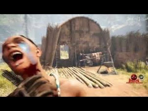 Far Cry Primal Playgames Video 101 No Copyright Far Cry Primal Crying Primal