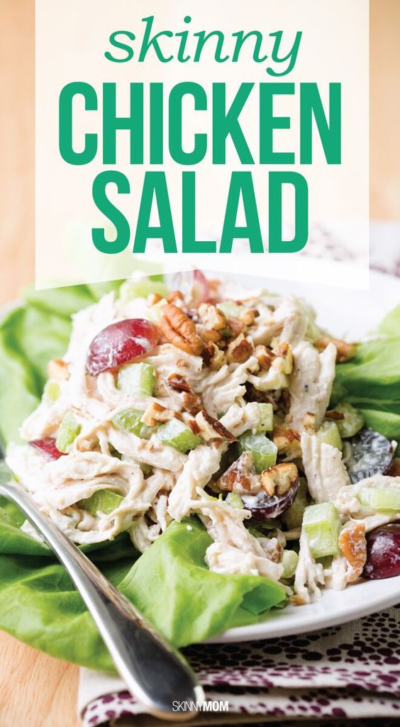You will love this delicious low calorie lunch.