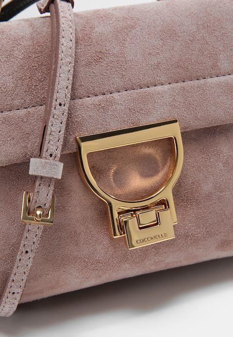 sleek latest fashion clearance sale ARLETTIS MINI CROSS STRAP - Umhängetasche - pivoine ...