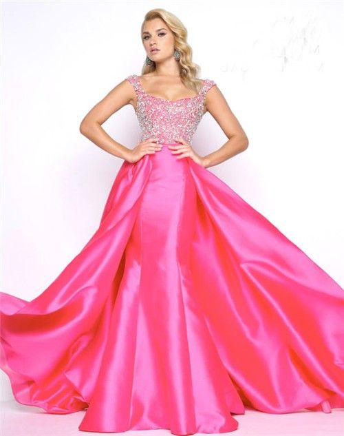 32++ Pink pagent dress information
