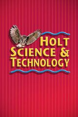 Holt Science & Technology: Integrated Science