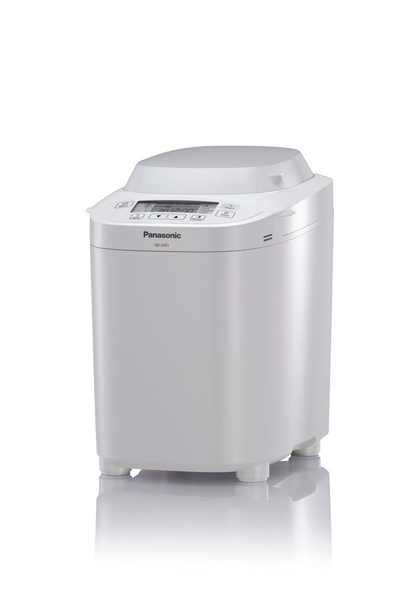 Panasonic SD-2501 WXC Automatic Breadmaker - White: Amazon.co.uk: Kitchen & Home