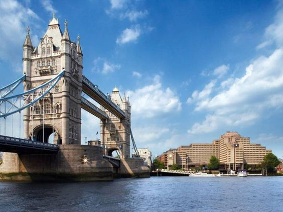 In the Heart of the City. Entdecken Sie London mit einem Hotel in allerbester Lage - direkt an der Tower Bridge.