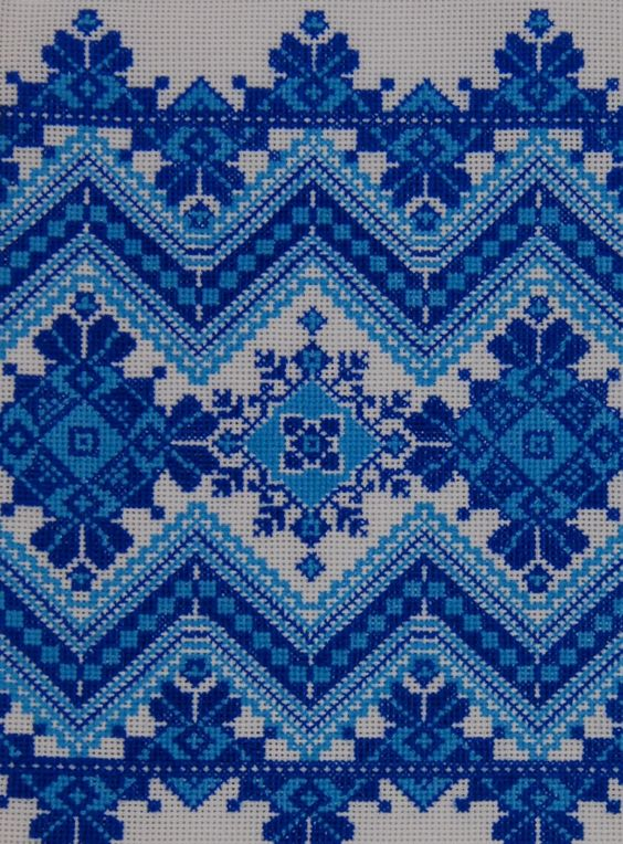 Ukrainian Embroidery: