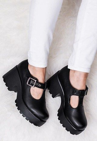 Cool Street High Heels