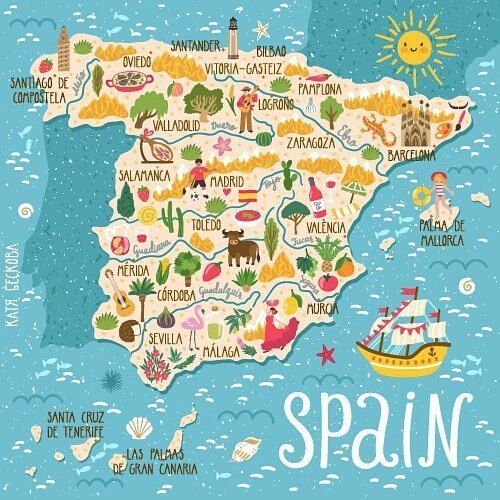 Pin By Yuna Kwak On Maps Illustrated Map Travel Illustration
