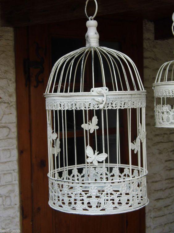 nostalgie big vogelk fig rund blumen rankhilfe antik. Black Bedroom Furniture Sets. Home Design Ideas