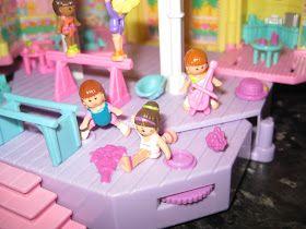 Gymnast Pollys, Ballerina Polly & Cello Polly