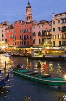 Italian Classics & Amalfi Coast / Honeymoons Itinerary