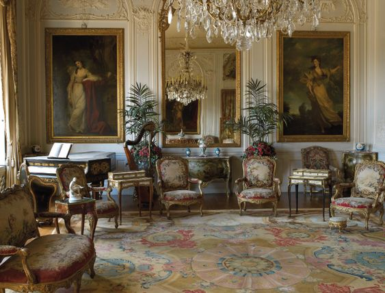 Image Gallery Historic House Interiors