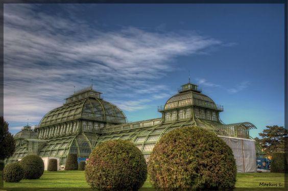 Das Palmenhaus in Wien
