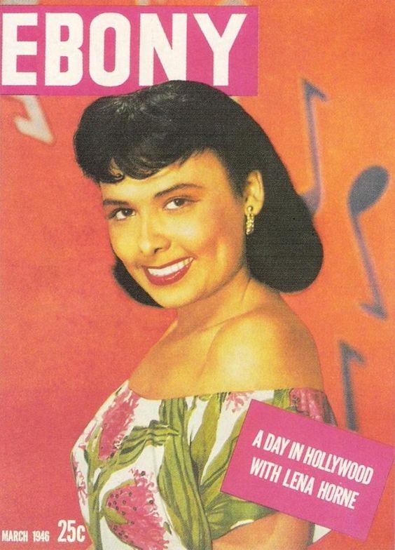 Vintage Ebony Magazines 86