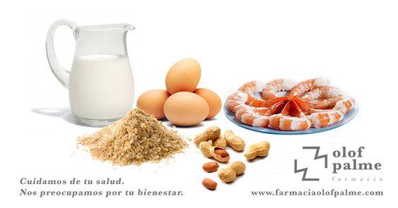 En el 25% de los hogares hay alergias/intolerancias alimentarias | Farmacia Olof Palme