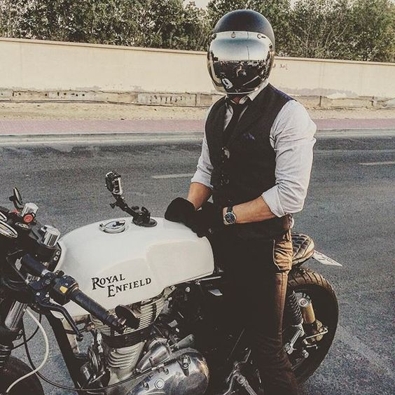 kevsheep's photo #caferacerculture | caferacerpasion.com