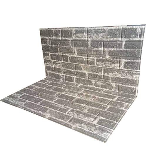 self adhesive foam brick wall tiles