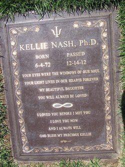 Kellie nash psychologist cancer