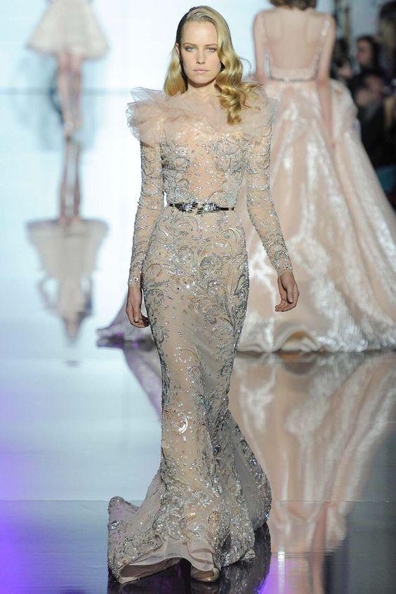 Zuhair Murad   Spring 2015 Couture   Ahimara