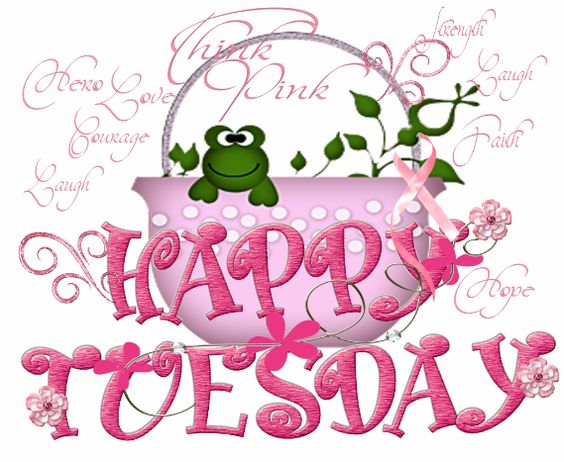 Happy tuesday, Glitter graphics and Graphics on Pinterest
