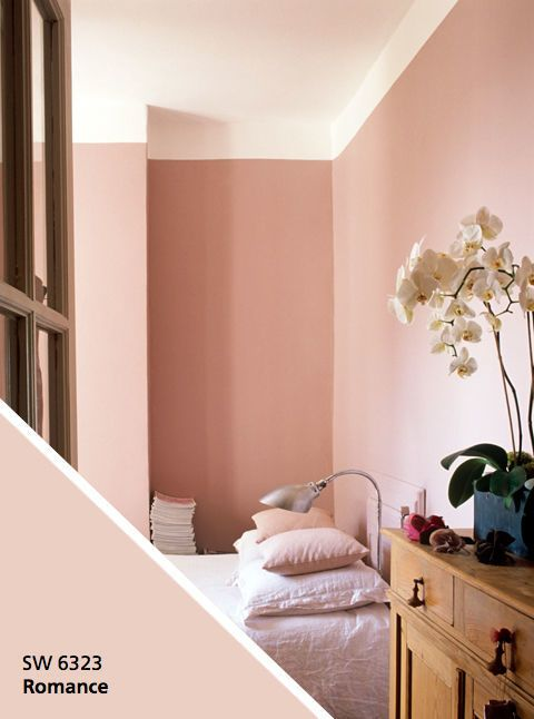 Traditional romantic and technology on pinterest Paint colors for calming effect