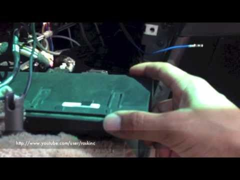 Bmw E60 5 Series Rear Sun Shade Retrofit Wiring How To Youtube Bmw Bmw E60 Sun Shade