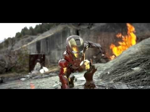 IRON MAN 3 OFFICIAL TRAILER [HD]