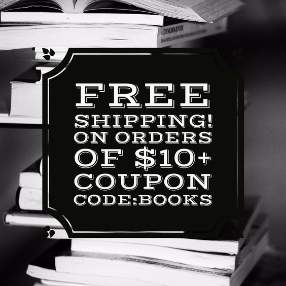 FREE SHIPPING!! BOOK SALE #etsy #sale #couponcodes #promo #marginalia books #Bookstore: