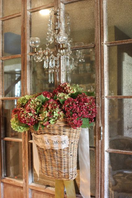 Romancing The Home October 2012 Styling French