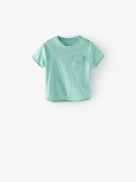 Kids Shirt Childrens T-Shirt Short Sleeve Fun Cute Cotton Round Neck Printing Solid Casual Tops