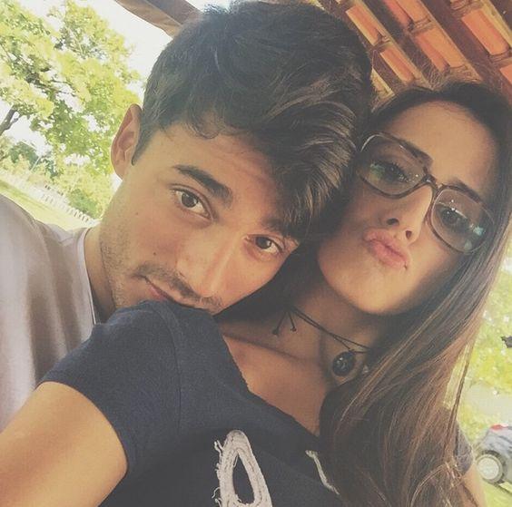 Mariana Nolasco e o namorado! ❤️