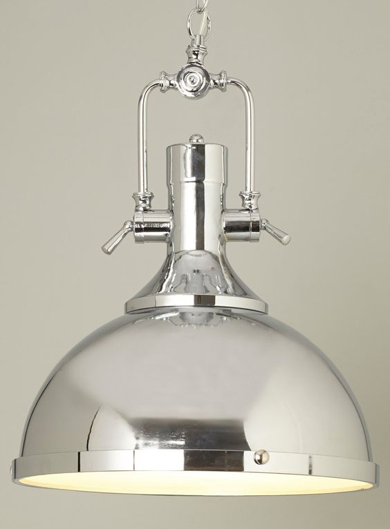 Siri pendant - BHS Ideal for a kitchen pendant over island or table