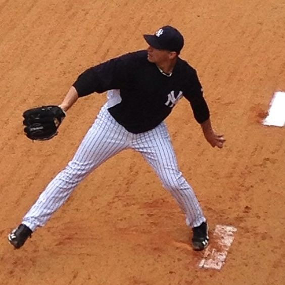 Lefty Pitcher! #46 Andy Pettitte! #Yankees #SpringTraining - @jeffreynyc