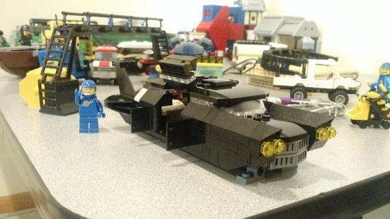 Bricks: Lego doodles POST THEM, by Silent-sigfig