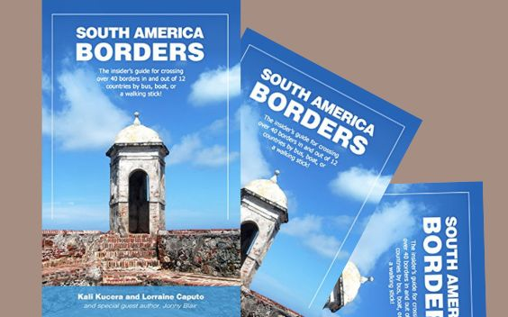 Discover the process to visit different borders in South America