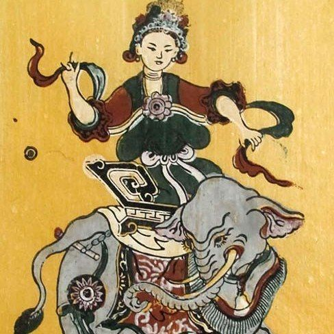 Triệu Thị Trinh, 225AD-248AD  Also known as Lady Triệu, Triệu Thị Trinh, or 趙氏貞, was born in the Thanh Hóa Province of Northern Vietnam around 225AD. Legend has it that Lady Triệu was 9ft tall with 3ft long breasts, she could walk 3000km a day and was breathtakingly beautiful. As a child she was orphaned and sent to live with her brother and his wife. Her cruel sister-in-law abused her until Lady Triệu killed her and fled to the mountains. During the 3rd Century the Chinese Wu Kingdom was in...