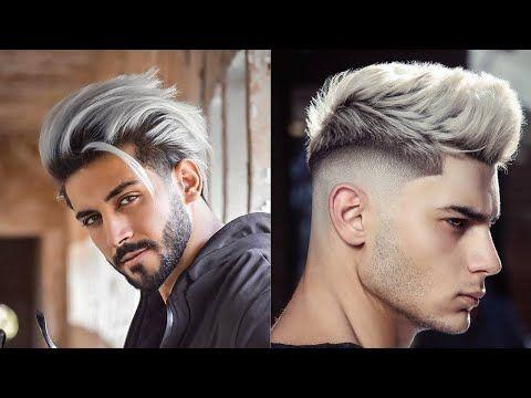 Men S Silver Hair Color Tutorial For Men 2020 Silver Hair Transformation Men S Hair Color 2020 Youtube In 2020 Silver Hair Color Mens Hair Colour Men Hair Color