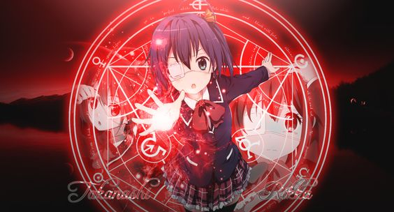 Rikka takanashi Wallpaper [HD] Chuunibyou! by Dominator15