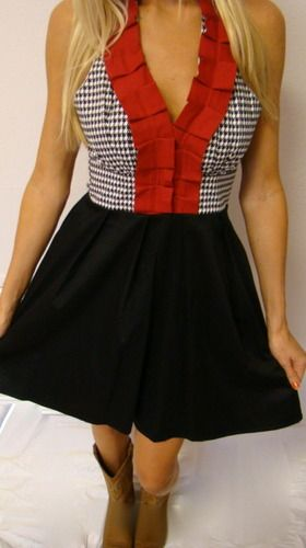 Alabama Game Day Dress!!!!  MISS TATAS
