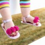 Aren't these the cutest little feet? http://www.makeit-loveit.com/category/re-purposing