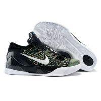 Nike Kobe IX 9 Elite Low black rainbow mens basketball shoes