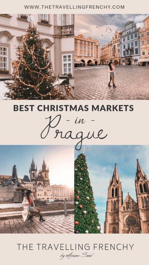 Full List Of Prague S Christmas Markets For 2020 Prague Christmas Market Christmas Market Christmas In Europe