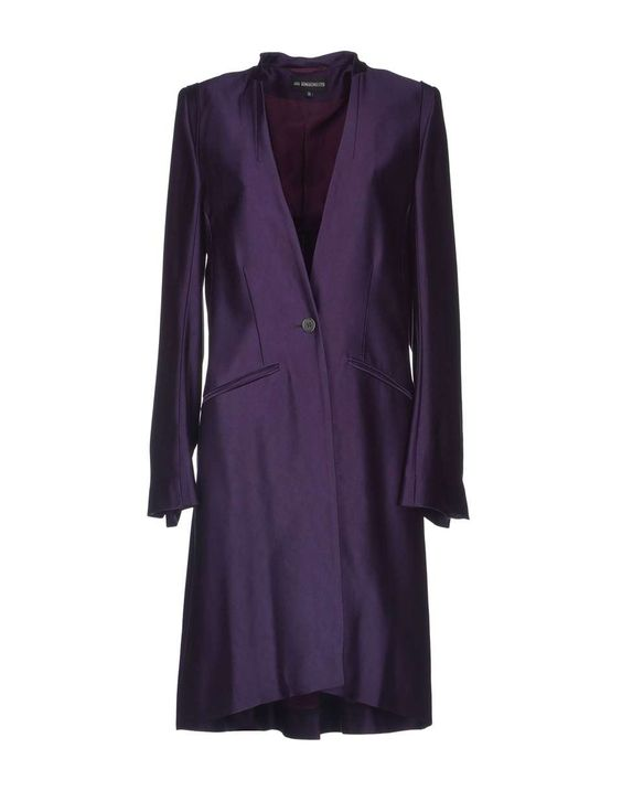 radiant-orchid-style:  Full-length jacketShop for more Outerwear on Wantering.
