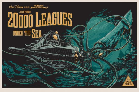 20000 Leagues Under the Sea - Ken Taylor