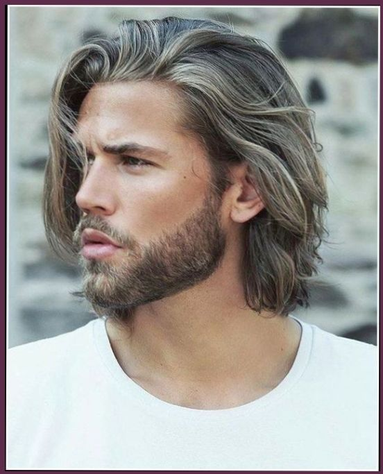 15 Hairstyles For Men 2019 Hair Haircut Longhair Long Hair Styles Men Mens Hairstyles Medium Medium Hair Styles