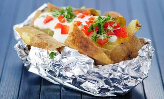 Ofenkartoffel tips und tricks