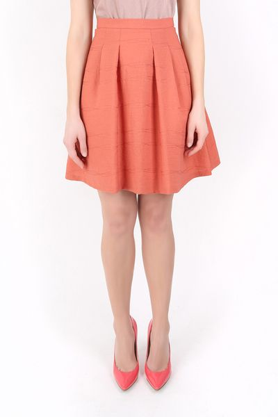 no 31 orange skirt von La Robe auf DaWanda.com