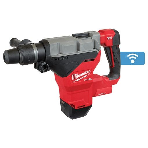 Milwaukee 2718 20 M18 Fuel 1 3 4 In Sds Max Rotary Hammer W One Key Milwaukee Tools Hammer Tool Milwaukee