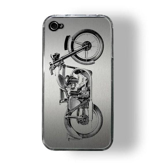Motorcycle I Phone case